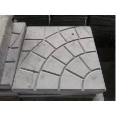 Тротуарная плитка Колодец 50 мм