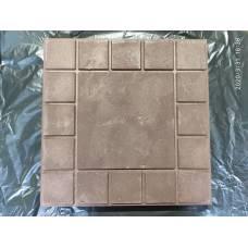Полимерпесчаная плитка квадратик